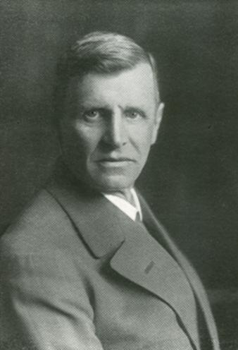 Hans Dragendorff, 1870-1941 (Bild: Deutsches Archäologisches Institut via Wikimedia Commons)